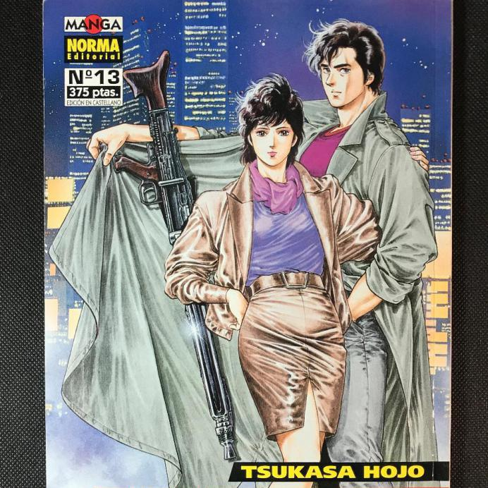 City Hunter Portada