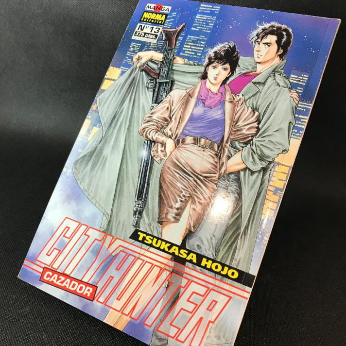 City Hunter Vista Portada