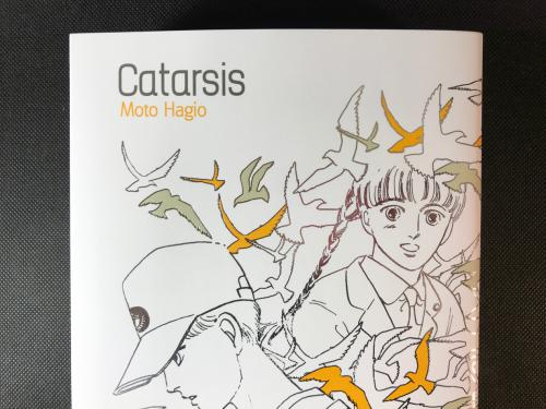 Catarsis Detalle superior portada