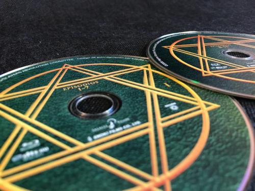 Slayers Revolution - Discos Detalle 2