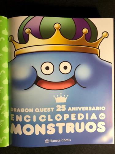 DQuest 25º Enc.Monstruos - Portadilla Principal