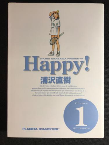 Happy! - Portada