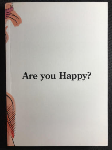 Happy! - Detalle Frase Contraportada