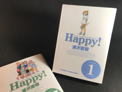 Happy! - Portada 1 y 15