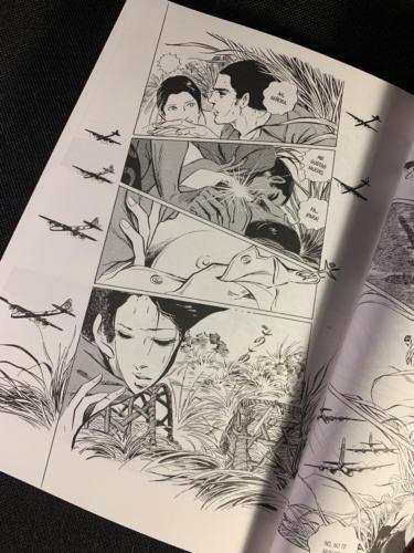 Mujeres del Zodíaco - Página Interior y Onomatopeyas