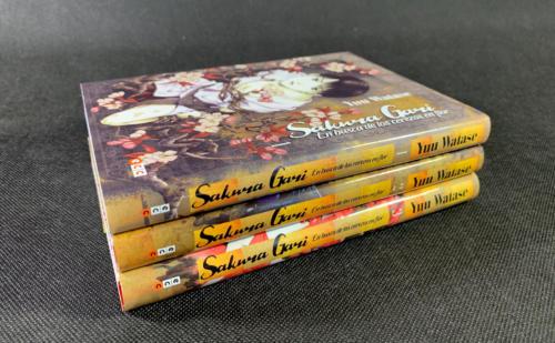 Sakura Gari - Lateral Colección