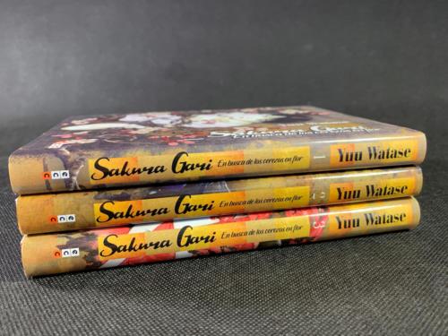 Sakura Gari - Lateral Colección Vista