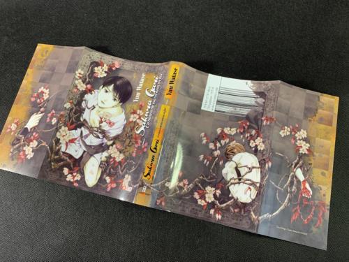 Sakura Gari - Sobrecubierta