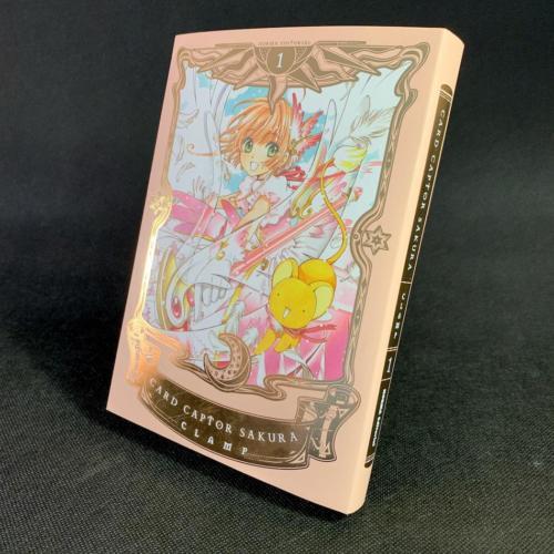 CardCaptor Sakura - Portada Vista 2