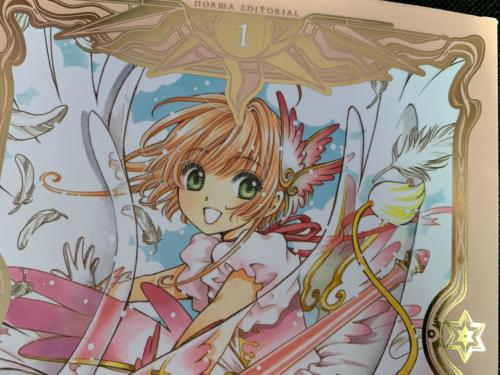 CardCaptor Sakura - Portada Detalle 2
