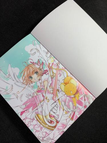 CardCaptor Sakura - Portadilla Principal Color
