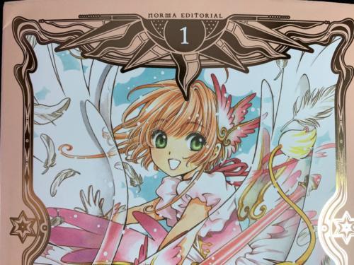 CardCaptor Sakura - Portada Detalle