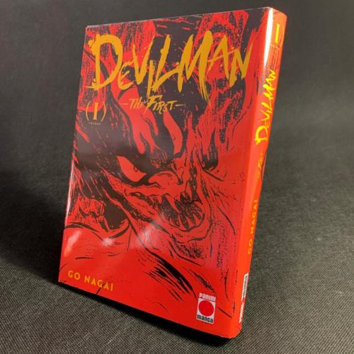 Devilman The First. Panini Comics (2019)