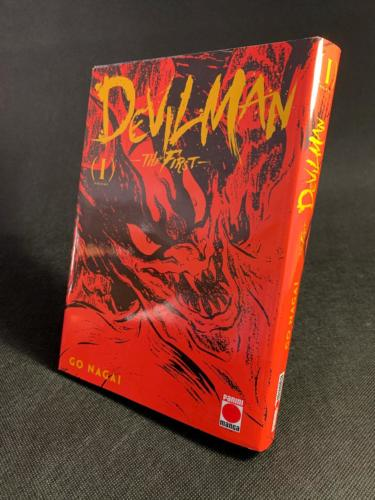 Devilman The First - Portada