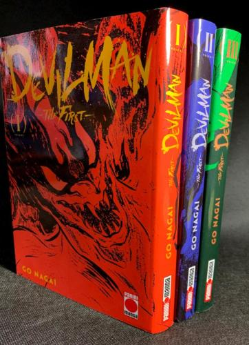 Devilman The First - Colección  3