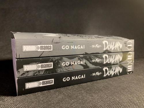 Devilman The First - Colección sin Sobrecubierta 2