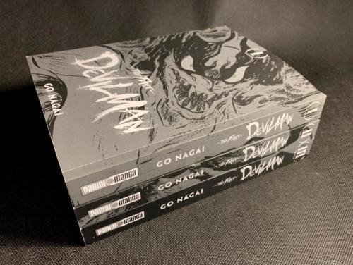 Devilman The First - Colección sin Sobrecucubierta 2