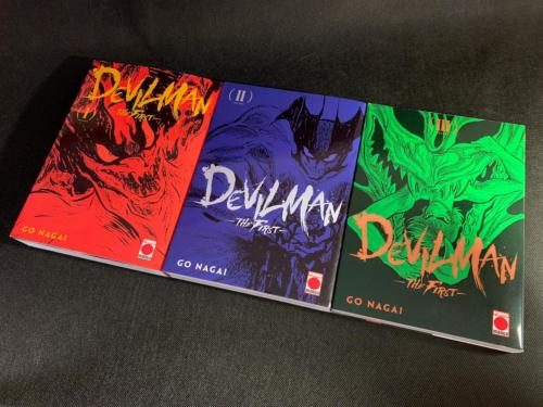 Devilman The First - Portadas Colección
