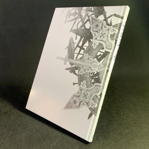 SAO: abec Art Works - Contraportada sin Sobrecubierta