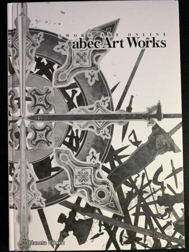 SAO: abec Art Works - Portada sin Sobrecubierta