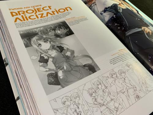 SAO: abec Art Works - Project Alicization
