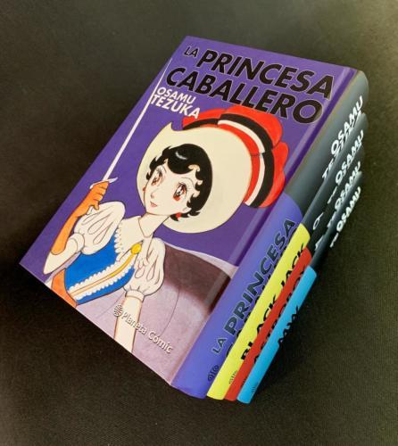 La Princesa Caballero - Pila 2 - Planeta Cómic