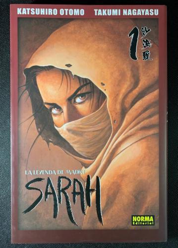 La Leyenda de Madre Sarah. Norma Editorial (2008)